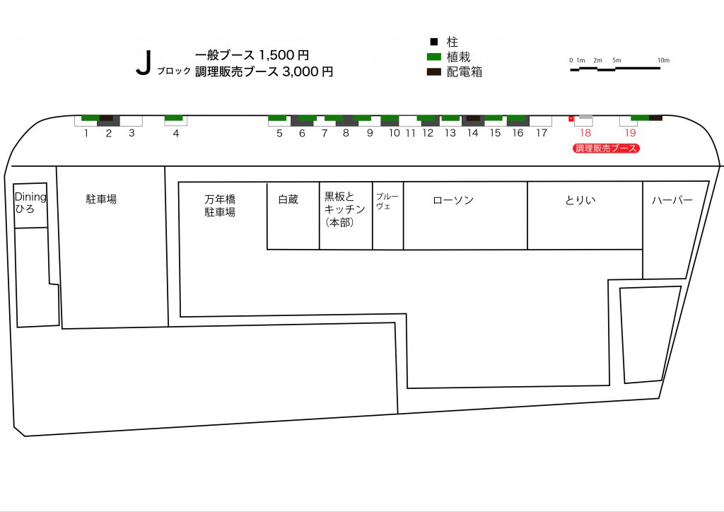 Jブロックマップ2021年春